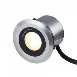 Heitronic LED podlahový spot Thermoprotect, IP68