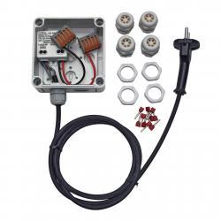 Heitronic LED předřadník 20517 230V AC/12V DC 6W