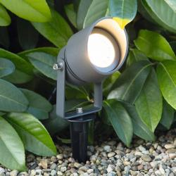 Heitronic LED zapichovací světlo Linosa, otočné