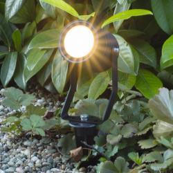Heitronic LED zapichovací světlo Pasas otočné