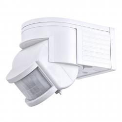 Heitronic Pasivní infračervený detektor pohybu Salo bílý