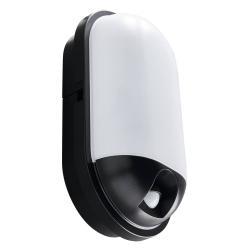 Heitronic LED nástěnné světlo Toledo s hlásičem pohybu