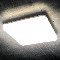 Heitronic LED stropní svítidlo Pronto, 28 x 28 cm