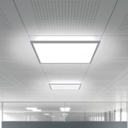 WALDMANN LED zapuštěné světlo DOTOO.fit 62,2cm 840 stmívač
