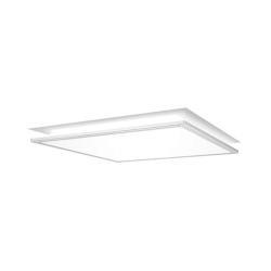 WALDMANN LED svítidlo IDOO.fit 62,3x62,3cm IFE5000/VTL/D