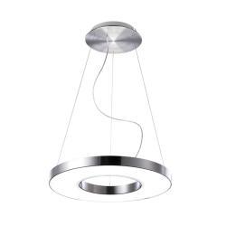 WALDMANN LED závěsné světlo Viva Ring C 600 DALI 3 000 K