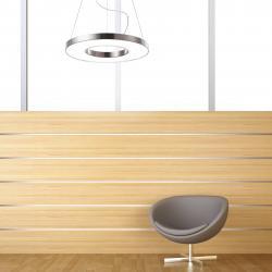 WALDMANN LED závěsné světlo Viva Ring C 600 DALI 4 000 K