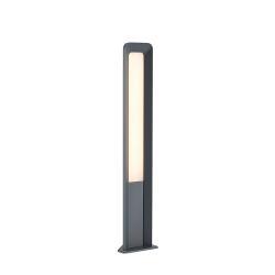 Lucande Lucande Secunda LED sloupkové světlo, výška 80 cm