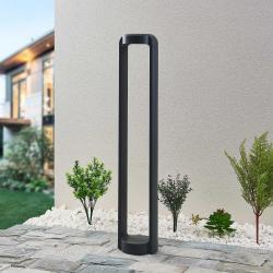 Lucande Lucande Habsa LED venkovní svítidlo, výška 80 cm