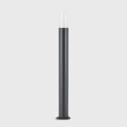 Lucande Lucande Obbie venkovní svítidlo, výška 80 cm