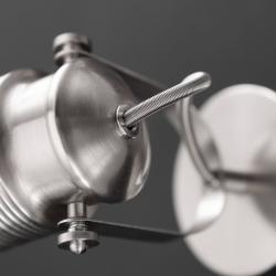 Wofi Reflektor Kim v industriálním stylu, 1 zdroj