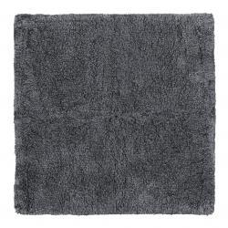 Koupelnová předložka TWIN 60 x 60 cm šedočerná Blomus