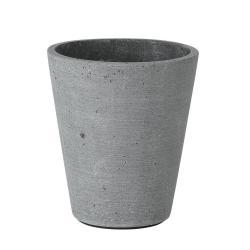 Květináč Coluna tmavě šedý O 11 cm Blomus