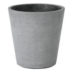 Květináč Coluna tmavě šedý O 14 cm Blomus