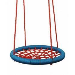 Woody Houpací kruh pr. 85 cm, červeno-modrá