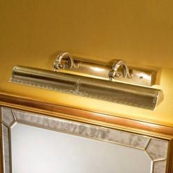 Cremasco Osvětlení obrazu Galleria zlatá