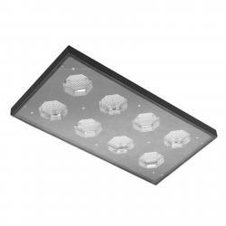 EGG LED halový reflektor nebo spot Wide Beam 174 W