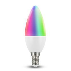 TINT Müller Licht tint white+color LED žárovka E14 6W