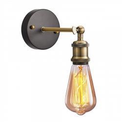 TooLight Nástěnná lampa Retro Gold APP618-1W