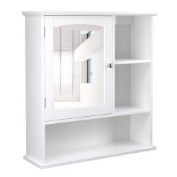Rongomic Koupelnová skříňka VASAGLE Beba bílá