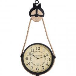 Závěsné hodiny Paris, 73 x 33 cm