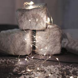 Best Season LED světelná kytice Dew Drops na baterii