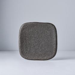 Čtvercová kamenná deska STONE SLAB 19 x 2 cm