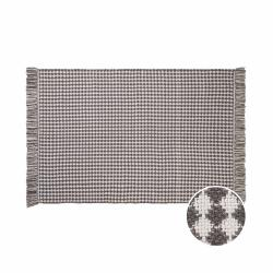 DÉJÀ VU Vnitřní a venkovní koberec - šedá