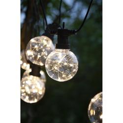 Venkovní světelný LED řetěz Best Season Big Circus, 10 světýlek