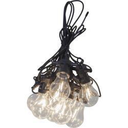 Venkovní světelný LED řetěz Best Season Circus Filament, 10 světýlek