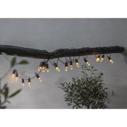Venkovní světelný LED řetěz Best Season Circus, 16 světýlek