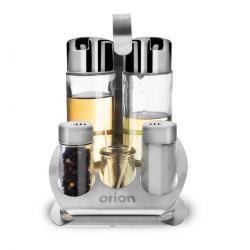 Orion Dochucovací souprava sklo/nerez 5+1 MATT