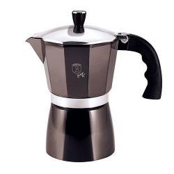 Berlinger Haus Konvice na espresso Carbon PRO Line, 6 šálků