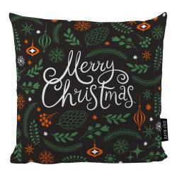 Polštář s vánočním motivem Butter Kings Very Merry,45x45cm