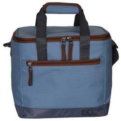 Chladicí taška Oxford 15 l, modrá, 25 x 25,5 x 20,5 cm