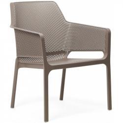 Hector Zahradní židle Nardi Net Relax světle hnědá