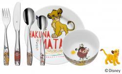 WMF Dětský jídelní set 6dílný The Lion King