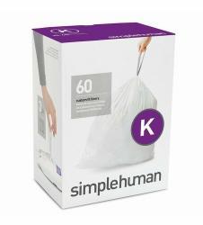 Sáčky do odpadkového koše 35-45 L, Simplehuman typ K zatahovací, 3 x 20 ks ( 60 sáčků )