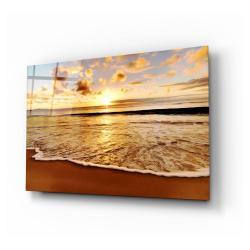 Skleněný obraz Insigne Sunset,110 x70cm