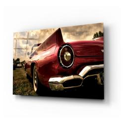 Skleněný obraz Insigne Chevrolet,110 x70cm