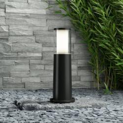 Fumagalli LED svítidlo na soklu Carlo černá 3,5 W, CCT 40 cm