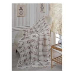 Deka z bavlny Eponj Home Dokuma, 180 x 230 cm