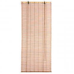 Gardinia Roleta bambusová přír./třešeň, 120 x 160 cm