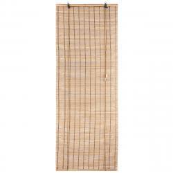 Gardinia Roleta bambusová JAVA přír./čokoláda, 120 x 160 cm