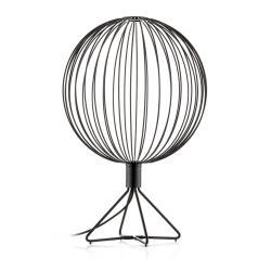 WEVER & DUCRÉ WEVER & DUCRÉ Wiro 2.0 Globe stolní lampa černá