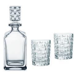 Nachtmann Whisky set 3 kusy Bossa Nova