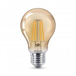 Philips Philips LED žárovka Filament E27 A60 4W 2500K