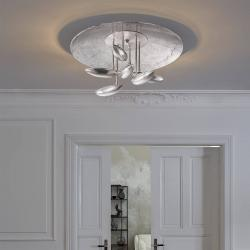FISCHER & HONSEL LED stropní světlo Forla snastavitelnou barvou