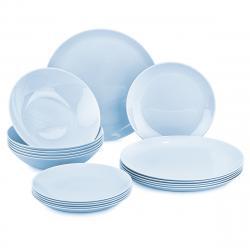 Mäser 18dílná jídlení souprava Diwali Light Blue