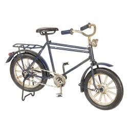 Clayre & Eef Kovový model retro jízdního kola - 16*6*10 cm